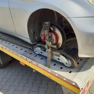 pomoc drogowa auto bez kola